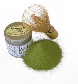 Traditional Matcha - gemahlener Bio-Grüntee