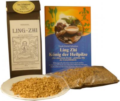 Ling Zhi Pilzschrot