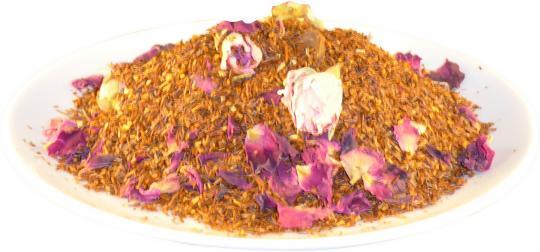 Eutiner Rosenblüte Rooibos -aromatisiert- 100g