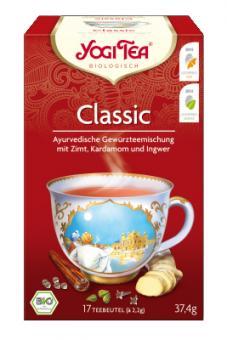 """Yogi """"Classic"""" (Yogi Tea) 17 x 2,2g"""