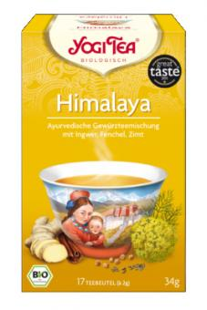 Himalaya (Yogi Tea) 17 x 2g