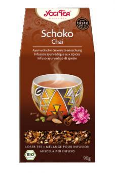 """Yogi """"Schoko"""" (Yogi Tea) lose 90g"""