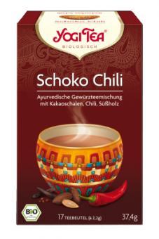 Schoko-Chili (Yogi Tea) 17 x 2,2g