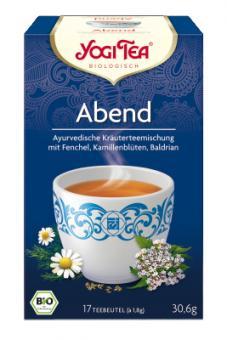 Abend-Tee (Yogi Tea) 17 x 1,8g