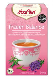 Frauen Balance (Yogi Tea) 17 x 1,8 g