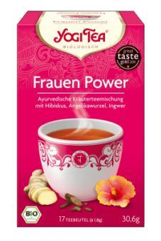 Frauen Power (Yogi Tea) 17 x 1,8g