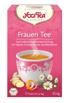 Frauen-Tee (Yogi Tea) 17 x 1,8 g