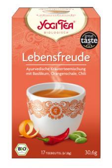 Lebensfreude (Yogi Tea) 17 x 1,8g