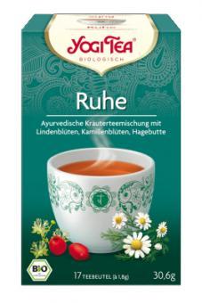 Ruhe-Tee (Yogi Tea) 17 x 1,8 g